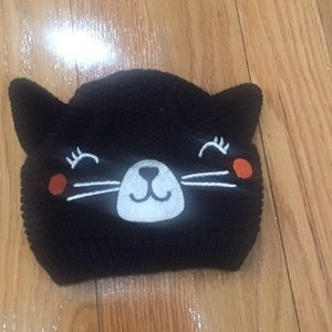 Carters Kitty Hat
